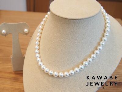 真珠の季節