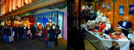 Newcastleのクリスマス
