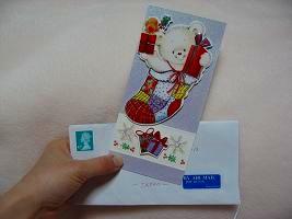 Newcastleからのクリスマスカード