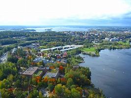 フィンランドの景色