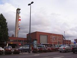 タンペレ 駅