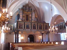 聖十字架教会パイプオルガン