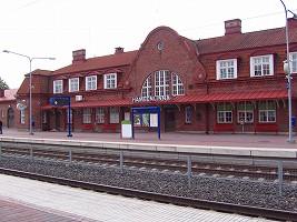 ハメーンリンナ駅