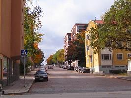 ハメーリンナの街並