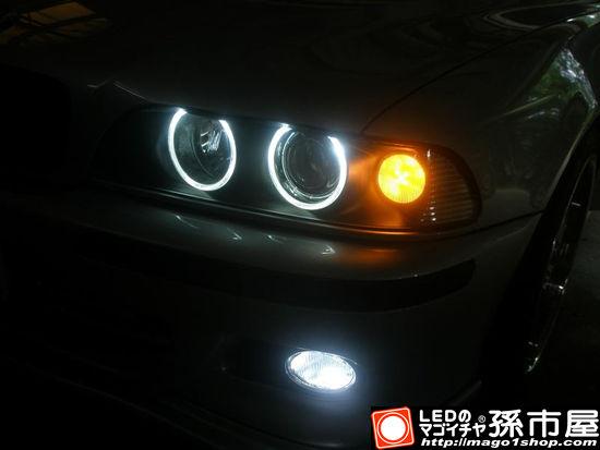 525i Mスポーツ(BMW) B様 装着写真