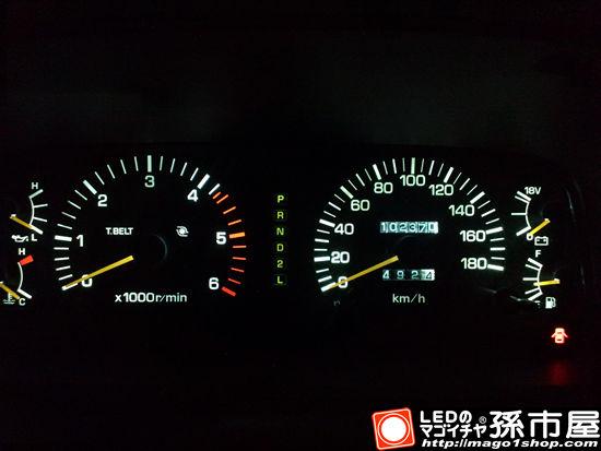ランドクルーザー80(トヨタ) O様 装着写真