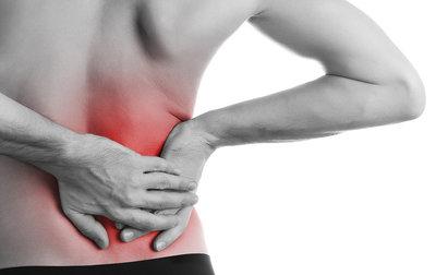 右腰の痛み