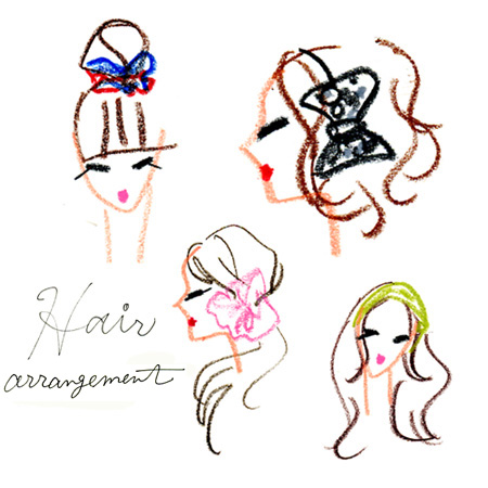 hairarrangement