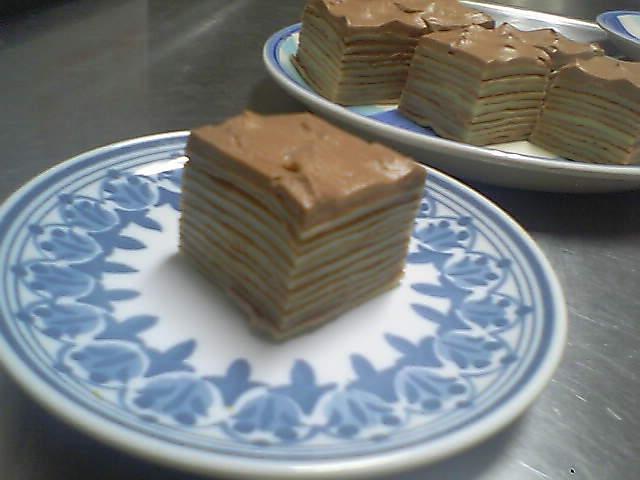 チョコクレープ3