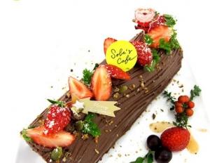 SobesCafeクリスマスケーキ