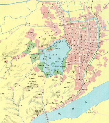 map01杭州市