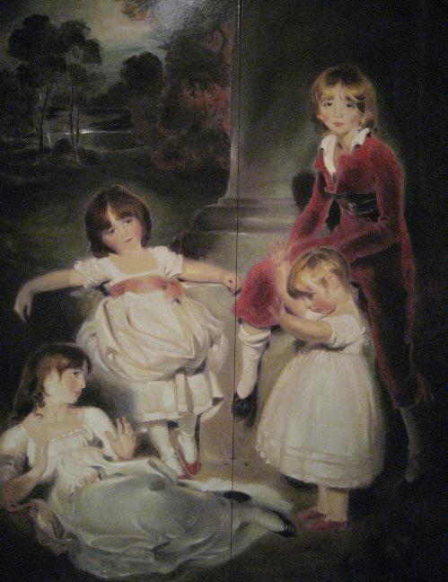 ジョン・アンガースタインの子供たち