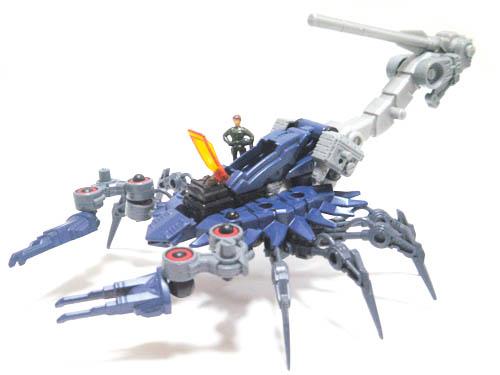 ゾイド スコーピオン02