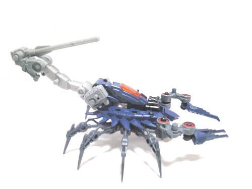 ゾイド スコーピオン03