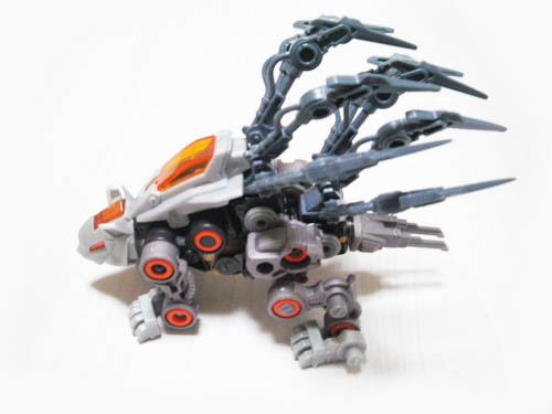 ゾイド ヤマアラシ02