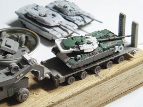 1/144 戦車