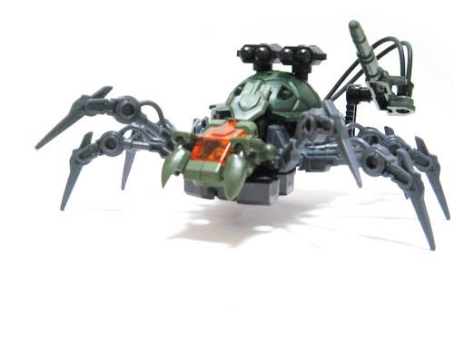 ゾイド クモ