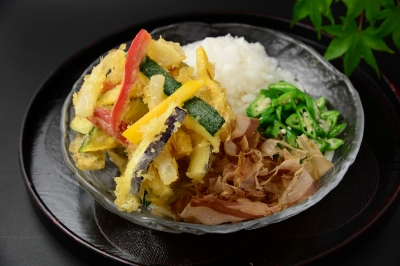 夏野菜かき揚げ.JPG