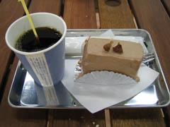 ショコラショコラ+コーヒー