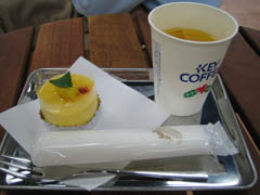 マンゴー+マンゴージュース