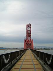 昇開橋真横