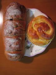 フルーツライハース&プリンパン