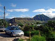 レストキャンプ 風景