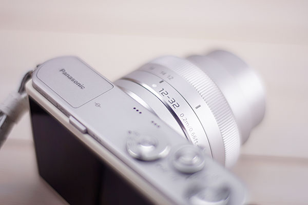 LUMIX G VARIO 12-32mm F3.5-5.6 ASPH. MEGA O.I.S.