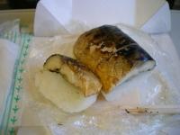 焼鯖寿司3