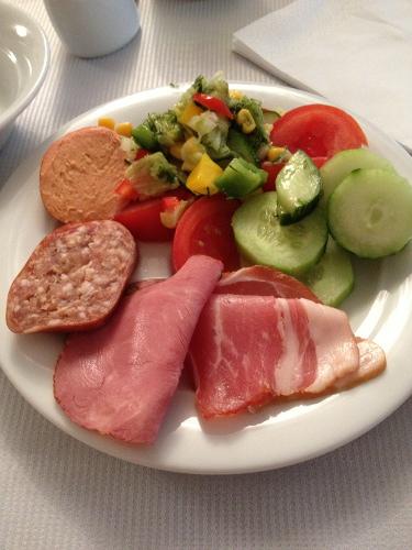 ドレスデンの朝食