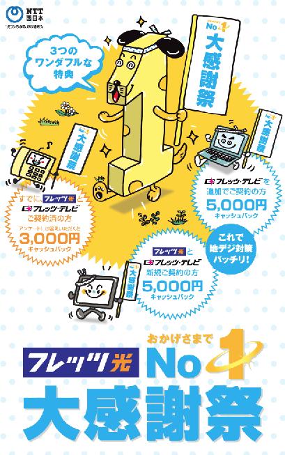 NTT西日本光フレッツ