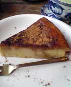 ナフシャのポテトケーキ