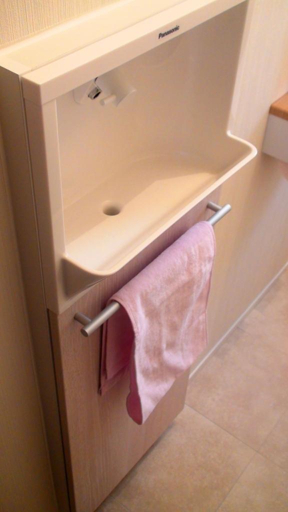トイレインテリア 手洗い