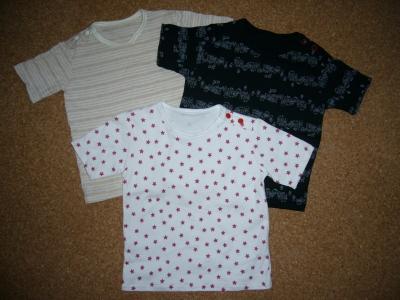 半袖Tシャツ?