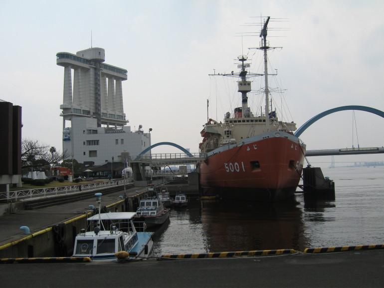 名古屋港ガーデン埠頭
