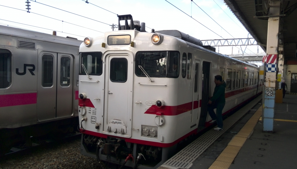 JR津軽線2