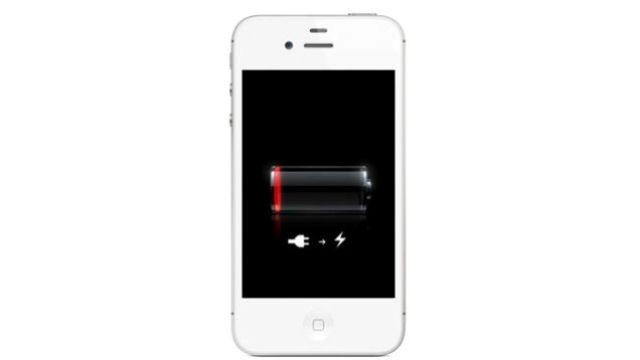 iphoneモバイルバッテリー登山・アウトドア