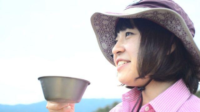 山ガールの山コーヒー