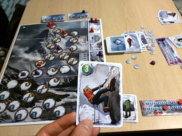 K2ボードゲームプレイ動画用画像