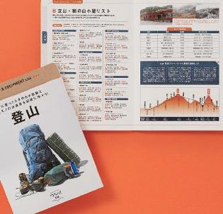 ロフト登山の手帳
