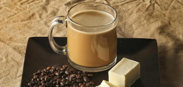 バターコーヒーの作り方とレシピ