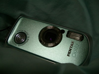 PENTAX Optio WP