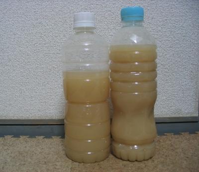 米のとぎ汁発酵液
