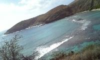 ハナウマ湾遠景
