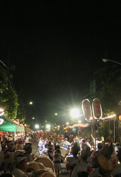 2006 阿波踊り