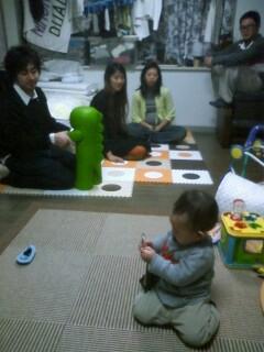 20090111蓮君とみんな