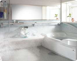 クリナップ 床夏シャワー