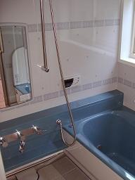 浴室 完成