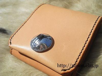 オリジナルコインケース。