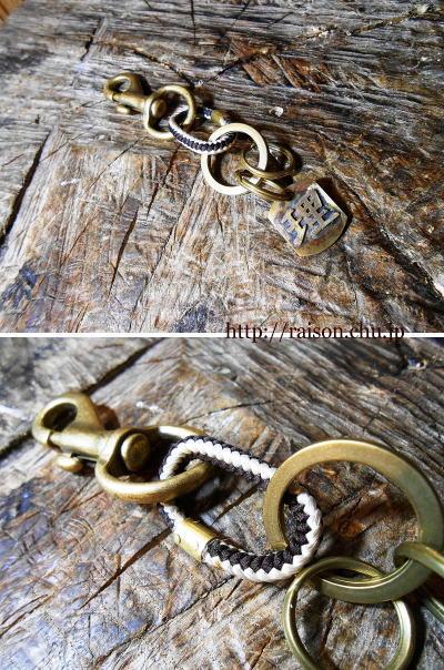 完全手作り、真鍮製。